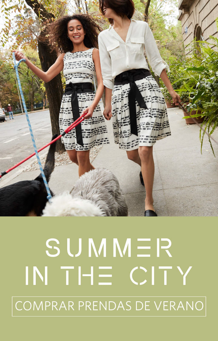 Comprar vestidos de verano - Summer in the city